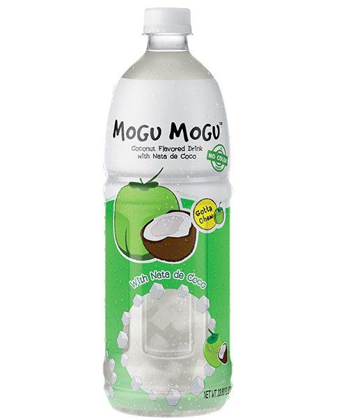 Mogu Mogu Nata De Coco Drink: Coconut Flavour