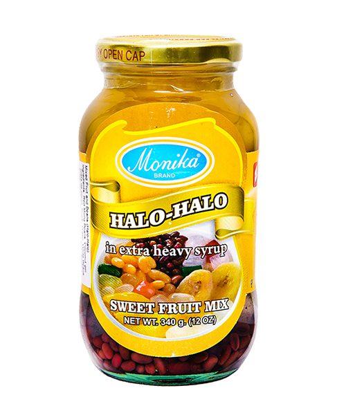 Monika Preserves Mixed Fruit & Beans(Halo Halo)