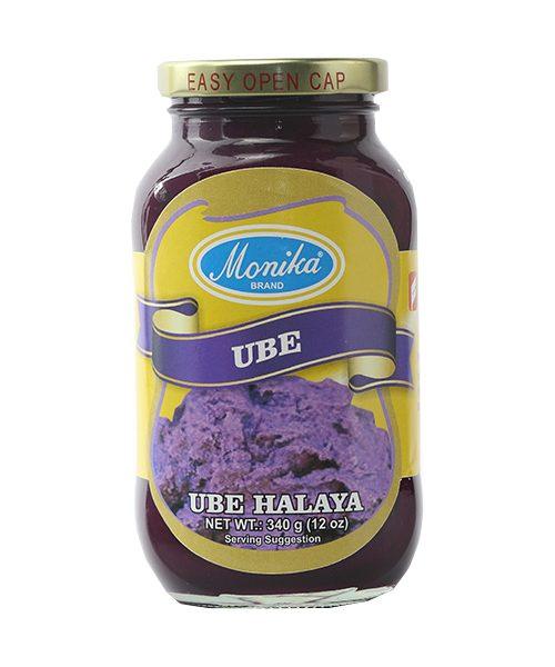 Monika Preserves Purple Yam Jam (Ube)
