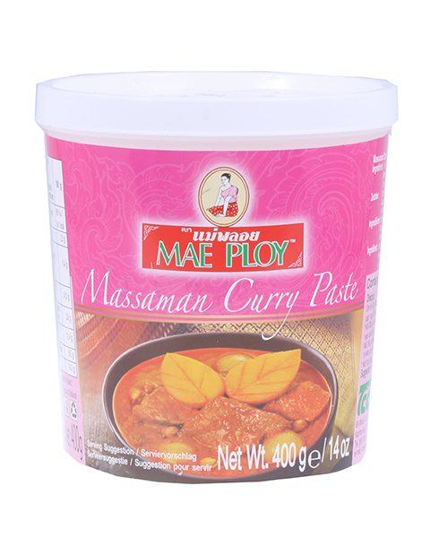 Mae Ploy Massaman Curry Paste