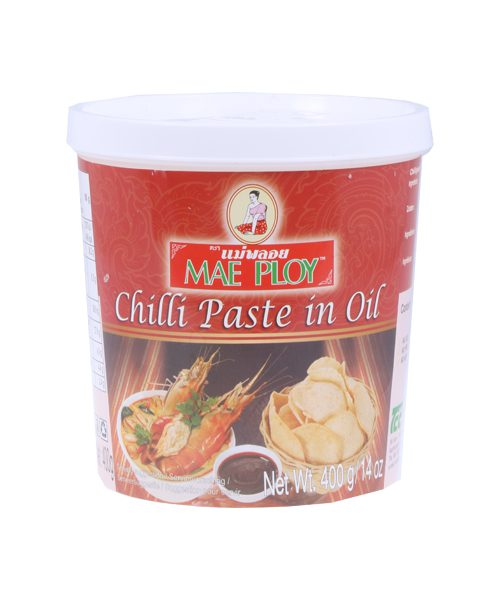 Mae Ploy Chili Paste in Oil
