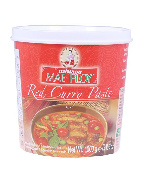 Mae Ploy Red Cury Paste