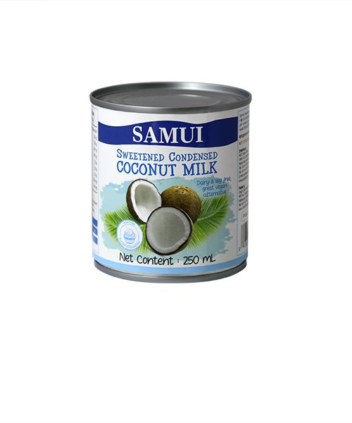 Samui Sweetened Condensed Coconut Milk