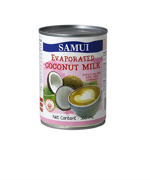 Samui Evaporated Coconut Milk