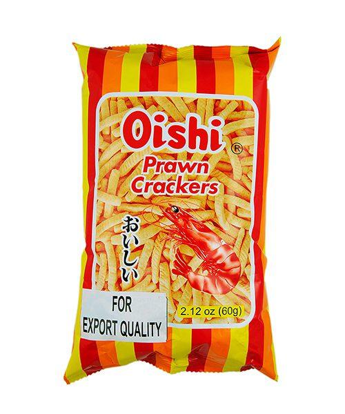 Oishi Prawn Crackers Original Flavour