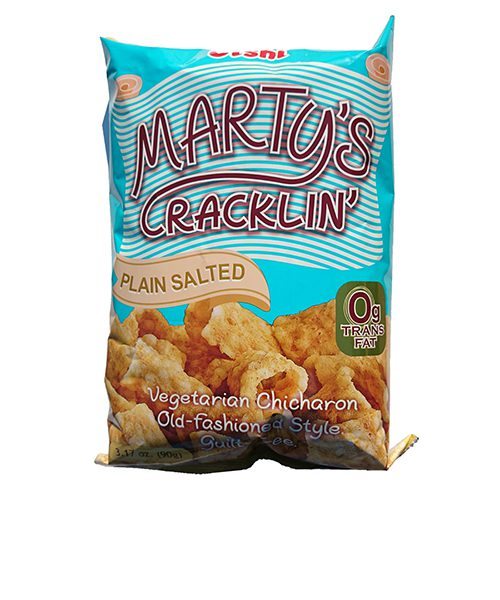 Oishi Marty's Crackling:- Original Salted Flavour