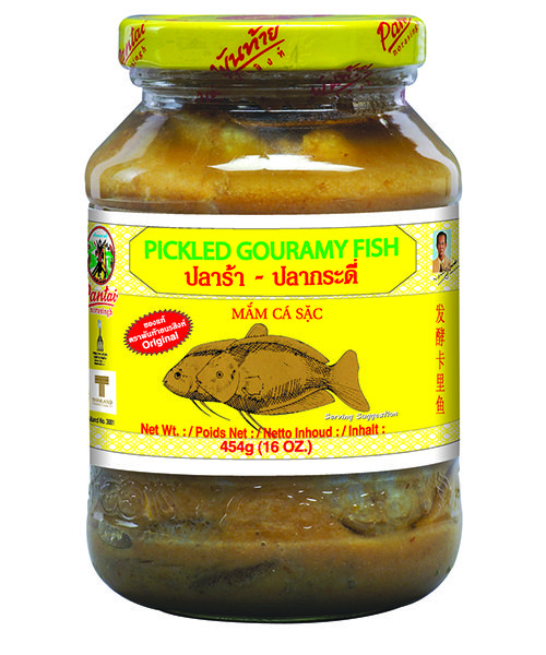Pantai Mam Ca Sac Pickled Gouramy Fish