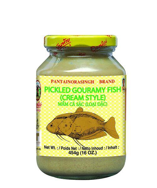 Pantai Pickled Gouramy Fish Creamy Style