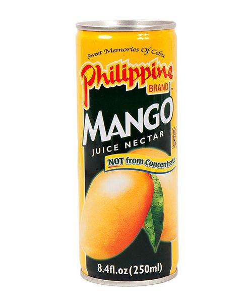 Philippine Brand Mango Nectar Juice Drink