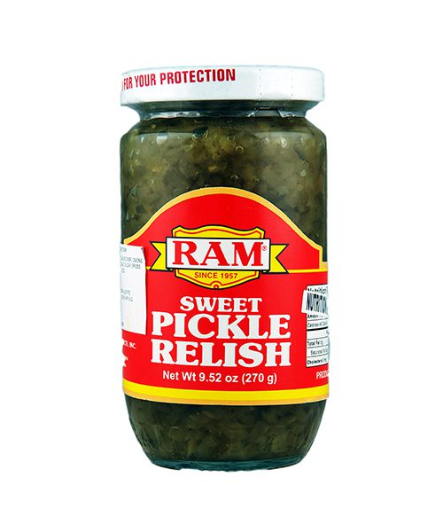 Ram Sweet Pickle Relish