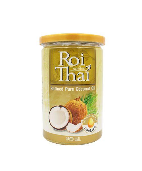 Roi Thai Refined Coconut Oil