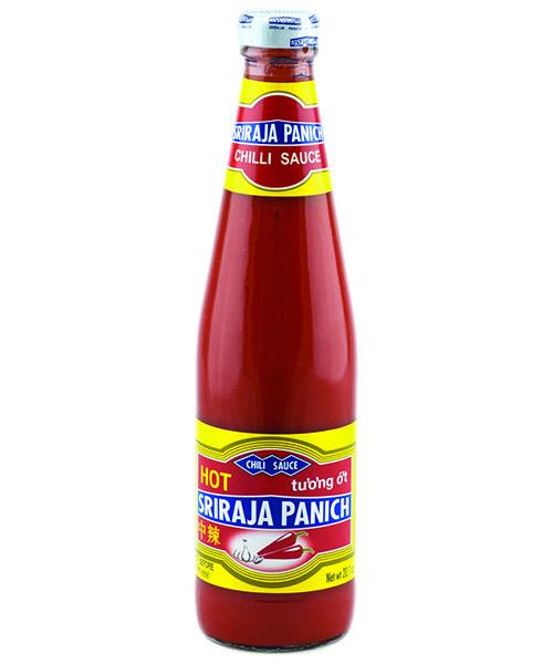 Sriraja Panich Red Chilli Sauce – HOT