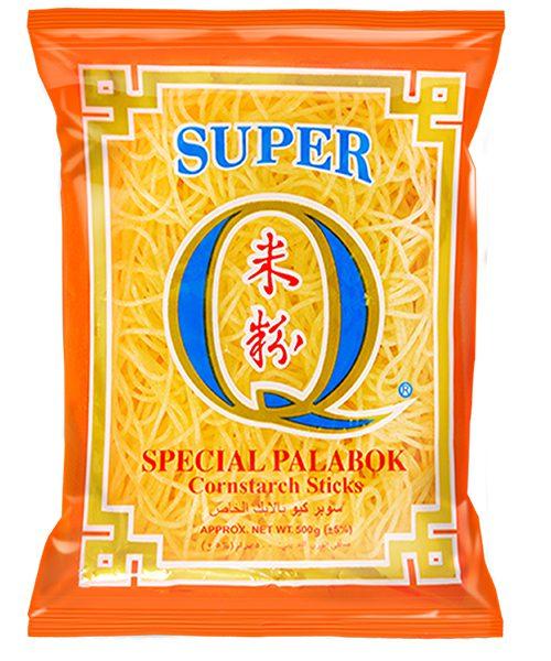 Super Q Special Palabok Noodles