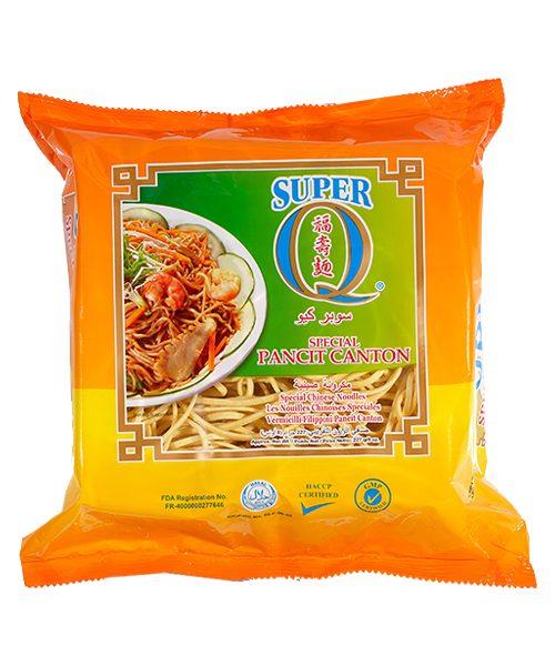 Super Q Pancit Canton Noodles