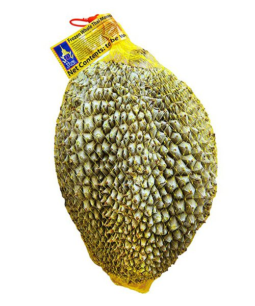 Thai Crown FROZEN WHOLE Monthong Durian