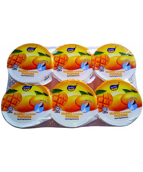 TENTEN Nata De Coconut Puddings: Mango