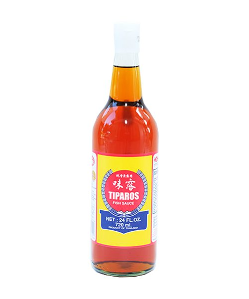 Tiparos Fish Sauce (Glass Bottle)