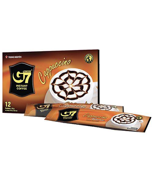 G7 Cappuccino Mocha – 12 Sticks