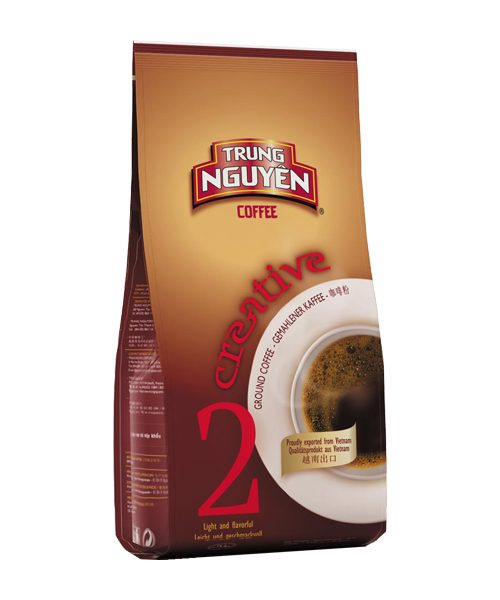 Trung Nguyen Creative 2 Ground Coffee