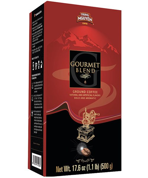 Trung Nguyen Gourmet Blend Ground Coffee