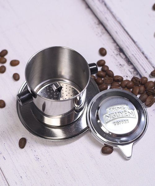 Trung Nguyen Stainless Steel INOX Coffee Filters