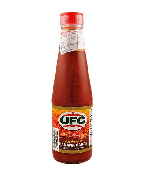 UFC Banana Sauce Hot