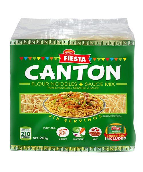White King 2-1 Pancit Canton Noodles & Sauce Mix