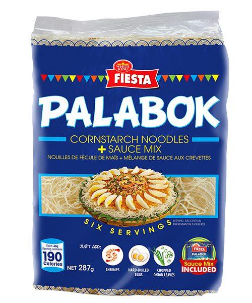 White King 2-1 Pancit Palabok Noodles & Sauce Mix