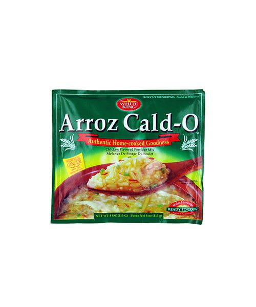 White King Arroz Caldo (Chicken Flavoured Porridge Mix)