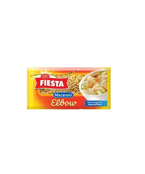 White King Fiesta Elbow Macaroni (Sopas)