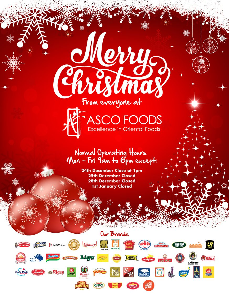 ASCO Christmas E-Card 2020